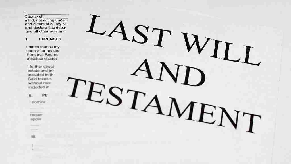 Last Will & Testament, Process of Making a Will, Will Writing, Will Making Process