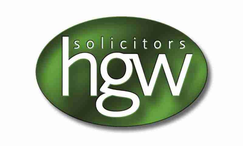 Harold G Walker Solicitors in Dorset Logo Your Friend-in-Law