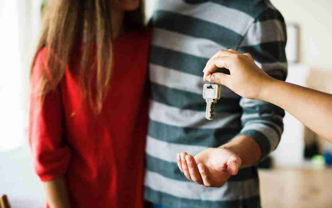 Welcome Relief for First Time Buyers