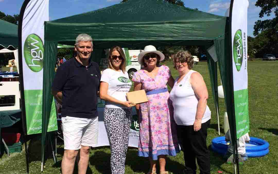 HGW Supports the Broadstone Family Fun Day 2017